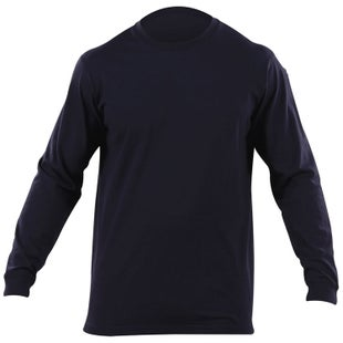 5.11 Tactical Professional Long Sleeve T Shirt - Fire Navy