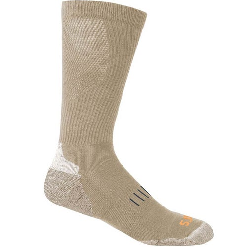 5.11 Tactical All Year OTC Socks - Coyote
