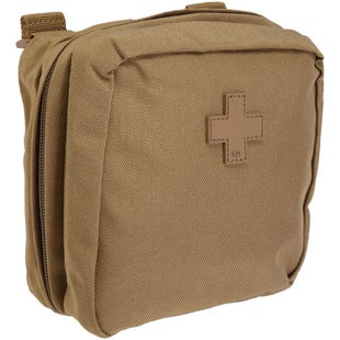 5.11 Tactical 6 x 6 Medical Pouch - Sandstone