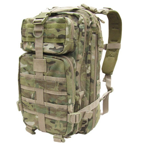 Condor Outdoor Compact Assault Backpack - Crye Multicam