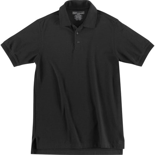 5.11 Tactical Utility Polo Shirt - Black