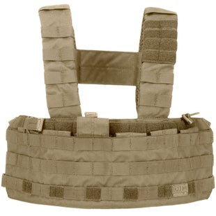 5.11 Tactical TacTec Chest Rig Chest Rig - Sandstone