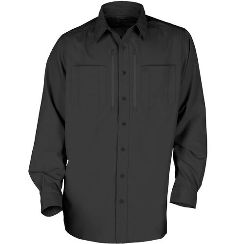 5.11 Tactical Traverse Long Sleeve Shirt - Black