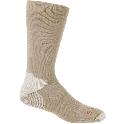 5.11 Tactical Cold Weather OTC Socks - Coyote