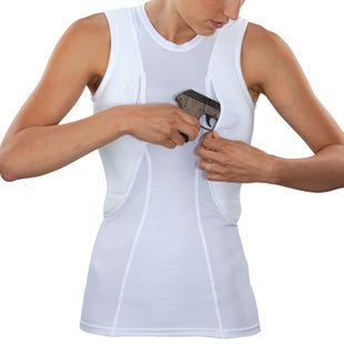 5.11 Tactical Holster Womens Base Layer - White