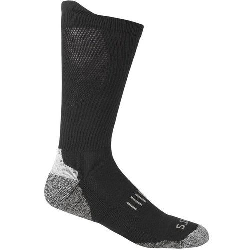 5.11 Tactical All Year OTC Socks - Black