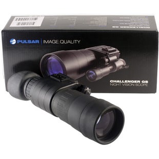 Pulsar Challenger GS 3.5 x 50 Night Vision Scope - Black