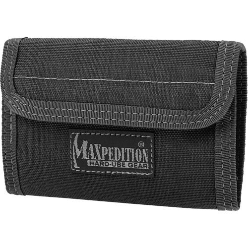 Maxpedition Spartan Wallet - Black