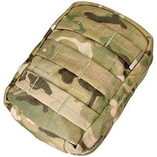 Condor Outdoor EMT Medical Pouch - Crye Multicam
