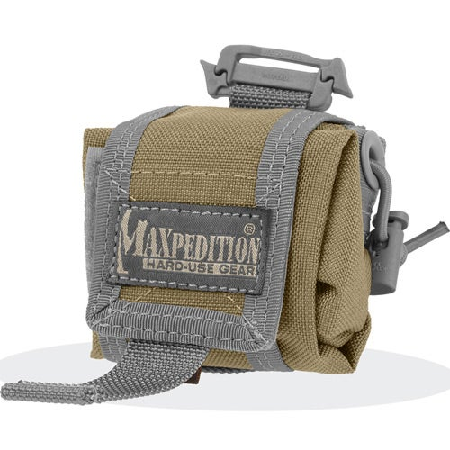 Maxpedition Mini Rollypoly Dump Pouch - Khaki Foliage