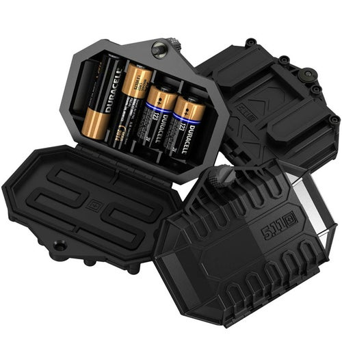 5.11 Tactical Battery Case for Batteries - Black