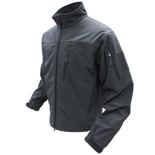 Condor Outdoor Phantom Softshell Jacket - Black