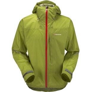 Montane Minimus Jacket - Vivid Green