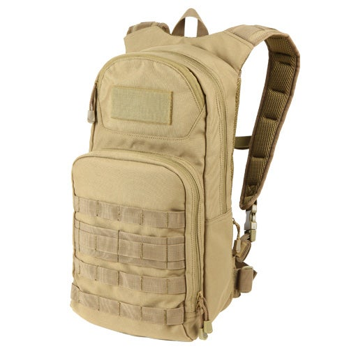 Condor Outdoor Fuel Backpack - Tan