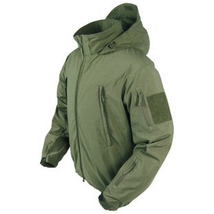 Condor Outdoor Summit Zero Lightweight Softshell Jacket - OD Green
