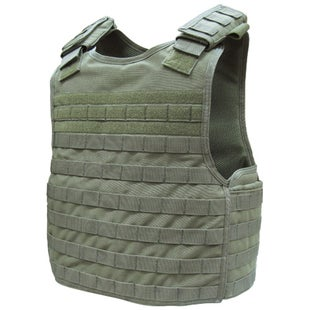 Condor Outdoor Defender Carrier Vest - OD Green
