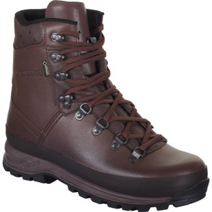 Lowa Mountain GTX Boots - Brown