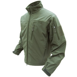 Condor Outdoor Phantom Softshell Jacket - OD Green