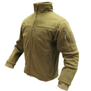 Condor Outdoor Alpha Micro Jacket - Coyote Tan