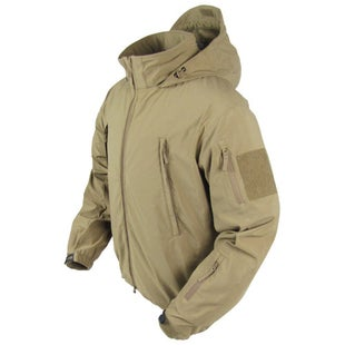 Condor Outdoor Summit Zero Lightweight Softshell Jacket - Tan