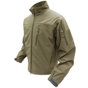 Condor Outdoor Phantom Softshell Jacket - Tan