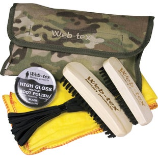 Web-Tex Boot Care Kit Bag - Crye Multicam