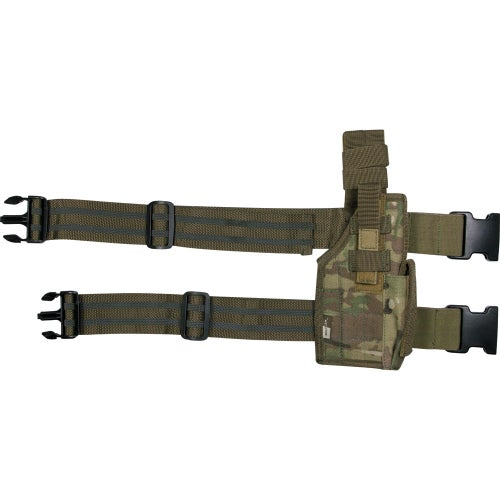 Web-Tex US Assault Weapon Holster - Crye Multicam