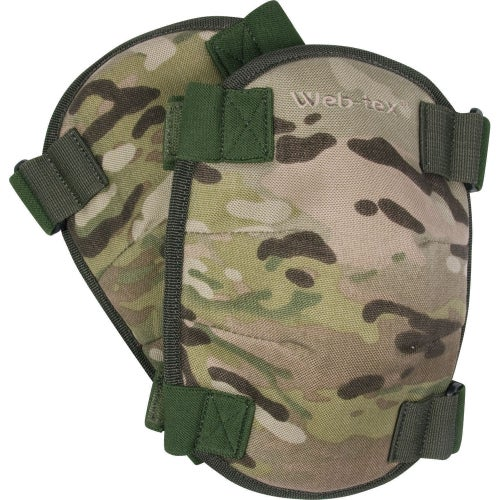 Web-Tex Tactical Knee Protection - Crye Multicam