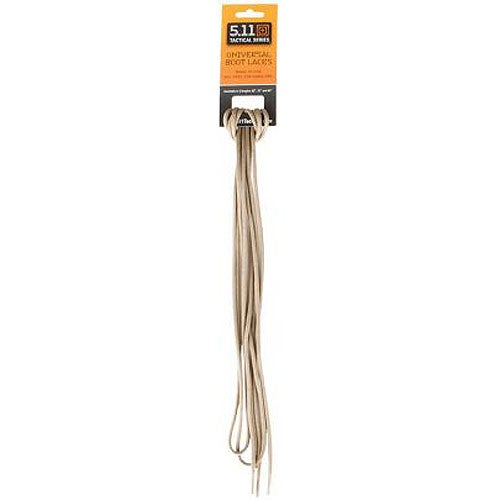 5.11 Tactical Parachute Cord Shoe Laces - Coyote