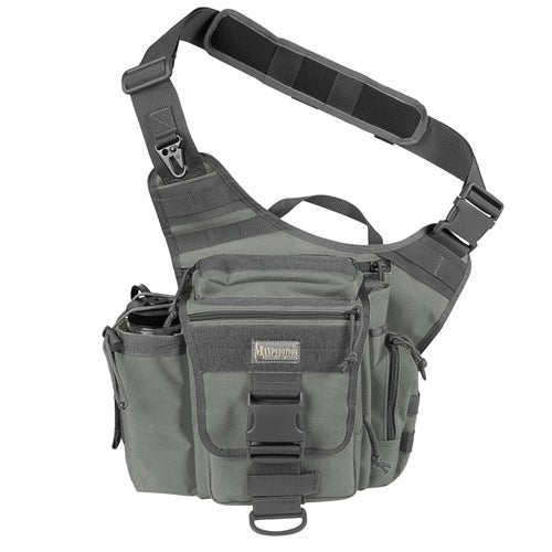 Maxpedition Jumbo Versipack Bag - Foliage Green