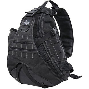Maxpedition Monsoon Gearslinger Backpack - Black