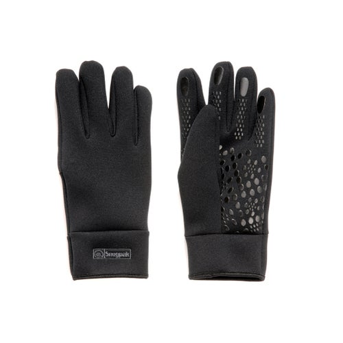 Snugpak Geogrip Neoprene Gloves - Black