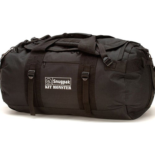 Snugpak Kit Monster 65 Gear Bag - Black