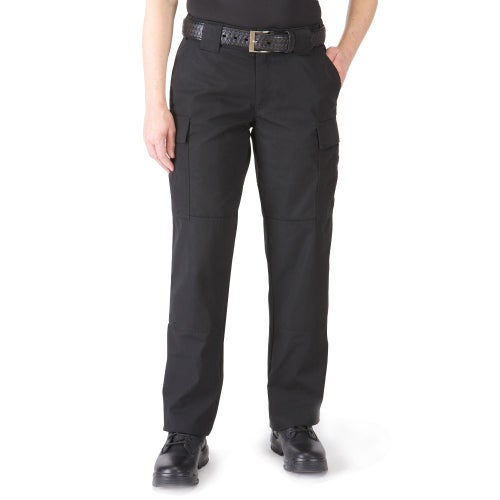 5.11 Tactical Ripstop TDU LONG LEG Womens Pant - Black
