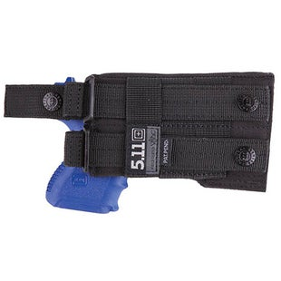 5.11 Tactical LBE Compact Left Hand Weapon Holster - Black