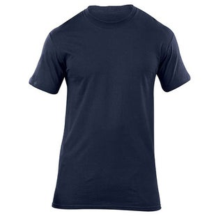 5.11 Tactical Utili-T Crew 3 pack Short Sleeve T-Shirt - Dark Navy