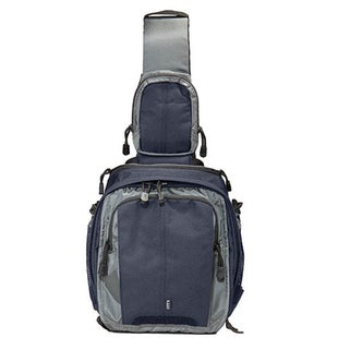 5.11 Tactical COVRT ZAP 6 Messenger Bag - True Navy