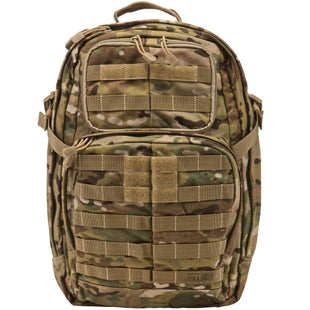 5.11 Tactical Rush 24 Backpack - Crye Multicam