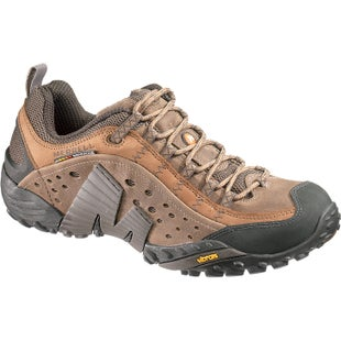 Merrell Intercept Walking Shoes - Moth Brown