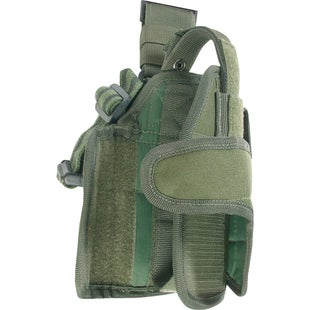 Viper Adjustable with Mag Pouch Holster Pouch - Olive Green