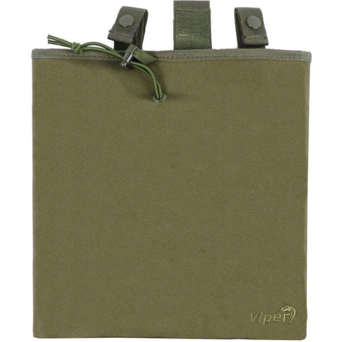 Viper Foldable Dump Pouch - Olive Green