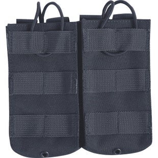 Viper Quick Release Double Mag Pouch - Black