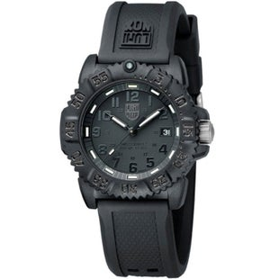Luminox Colourmark Small 38mm 7051BO Watch - All Black Dial