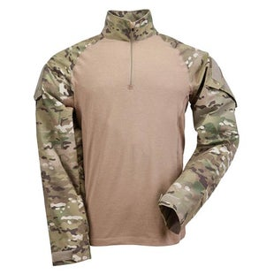 5.11 Tactical TDU Rapid Assault Long Sleeve Shirt - Crye MultiCam