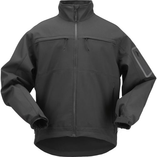 5.11 Tactical Chameleon Softshell Jacket - Black
