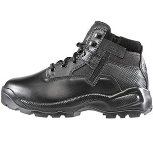 5.11 Tactical ATAC 6 Inch Zip Boots - Black