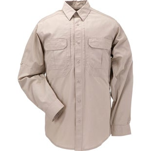 5.11 Tactical Taclite Pro Long Sleeve Shirt - TDU Khaki