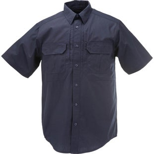 5.11 Tactical Taclite Pro Short Sleeved Shirt - Dark Navy