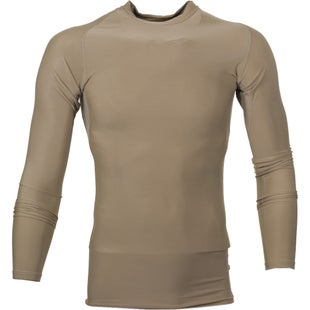 5.11 Tactical Crew Long Sleeve Base Layer - Tan