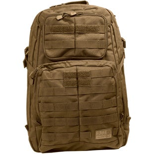 5.11 Tactical Rush 24 Backpack - FD Earth